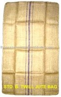 Hossain Biodegradable Eco Friendly Jute Wine Bags