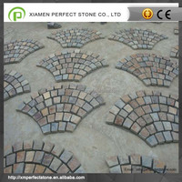 Slate Patio Paver For Meshed Rustic