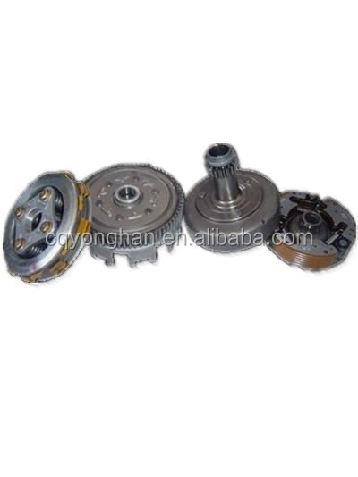 Motorcycle C120 Clutch Assembly from China, motor clutch part 120cc