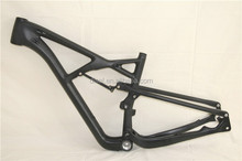 Dashine 2015 inner cable routing 29er full suspension chinese carbon mtb frame 29er mountain bikes