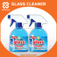 Glass & Hard Surface Cleaner: PRIMO
