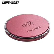 W027 10 W Extra cellphone charge charging mobile wireless iq wireless portable charger cell phone wireless charging
