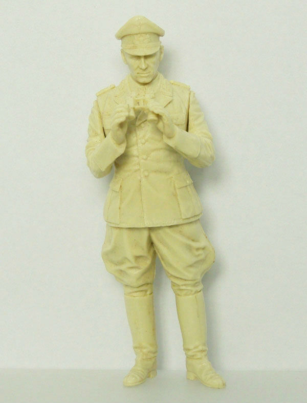 small resin soldier figure