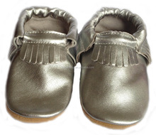 Factory Direct Supply Baby Moccasins Accept OEM Quick Delivery DMYI375