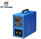 High frequency induction heating machine 10kw portable induction heating machine heat transfer machine 15KW