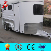 2 Horse Trailer Used For Horse