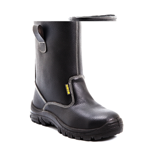 SOMO Bulk High Quality Esd Protective Anti-Static Safety Work Long Boots