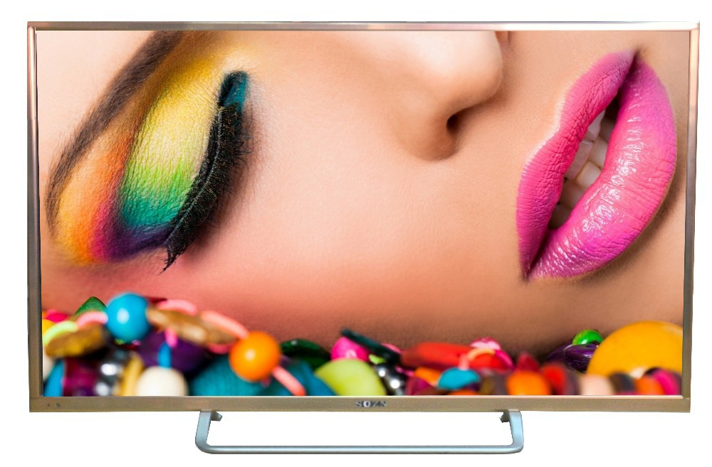 65inch new products lcd tv with hd input/ television led