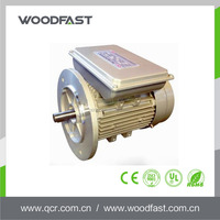 China high quality flange type 220v single phase ac induction 10 hp electric motor
