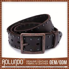 Excellent Quality Cheap Prices Sales Custom Logo Leather Belt Process Manufacturing