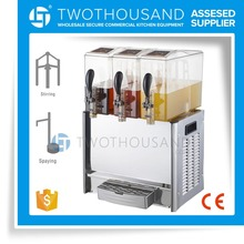 Manufacturer of Commercial Soda Machine CE&ROHS Approved, 10 L * 3, TT-J101C