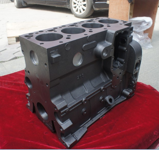 High quality Excavator Engine Part Ford 351 Cylinder Block KCB1042