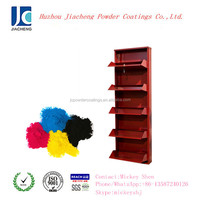 free sample spray paint,epoxy paint powder coating for Steel Shoe Rack