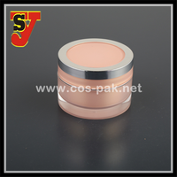 Round Shape Cosmetic Creams Packaging