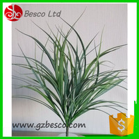 Artificial Green Plant Grass Spray For