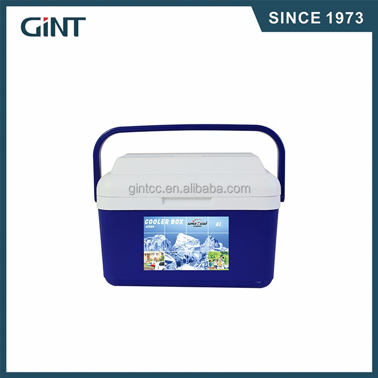 8L Top Sell Customized Small Capacity Cooler Box