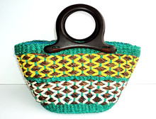 Sarah Abaca Bag - Native Bag - Beach Bags