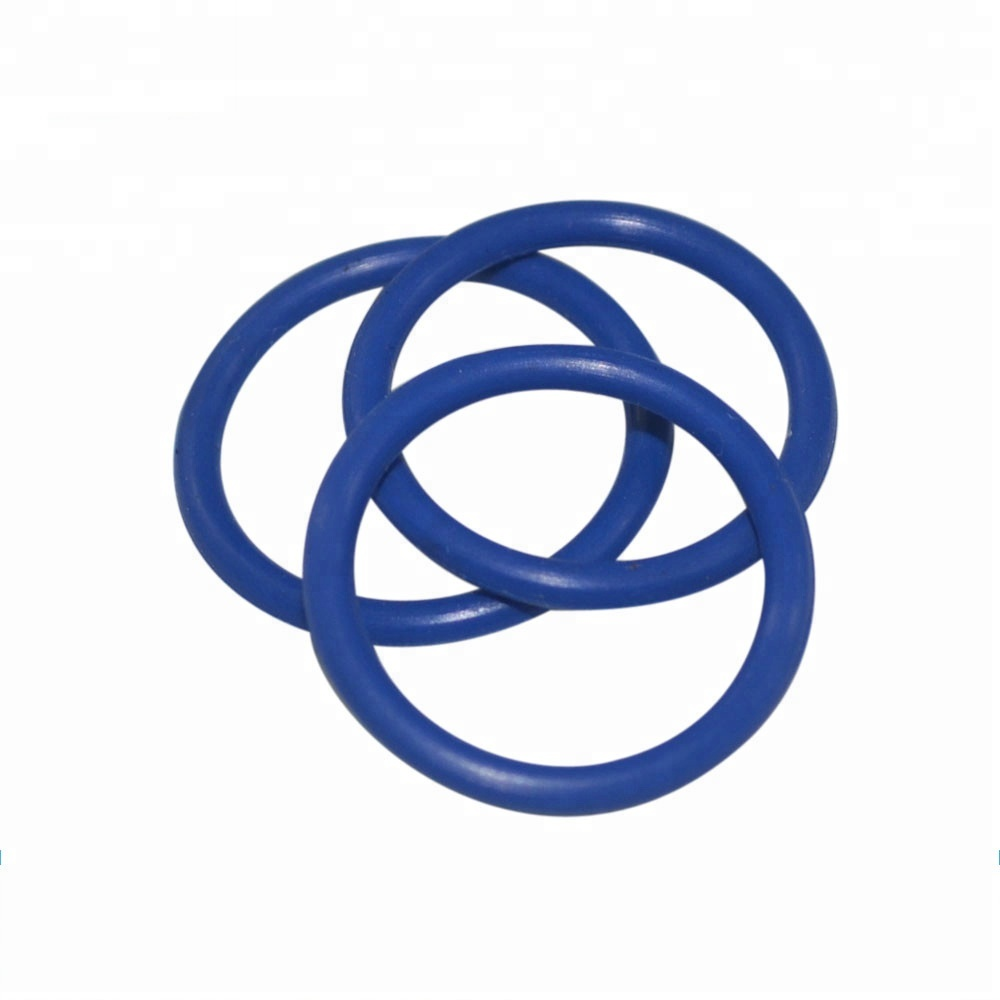 Standard blue rubber o rings <strong>auto</strong> spare parts china manufacturer