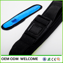 Sports Safety Led lighted wristband Glow in the dark Armband