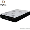 Diglant 13 Inch Latex Foam Pocket Spring Newly Marry Mattress