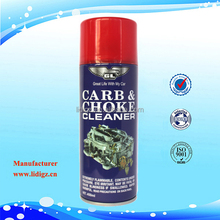 450ml fast cleaning choke and carb cleaner