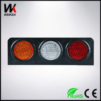 WEIKEN wholesale LED position lamp, universal type tail light led rear light for truck