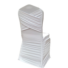 YT00113 Hotel/wedding/Banquet supplies spandex fabric lycra chair cover