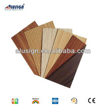 polyurethane decorative interior wall panel wood composite material