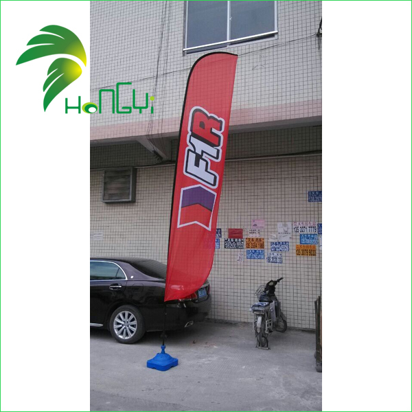 large custom water base flags;outdoor teardrop banners;promotion beach banners