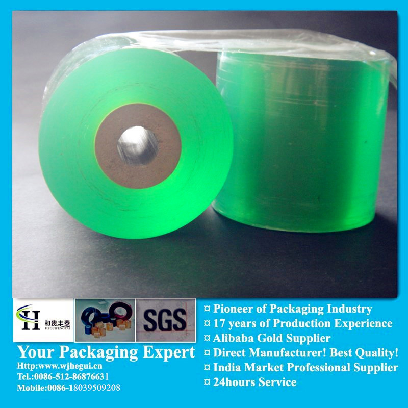 Aluminum Alloy Packing Machine-use Stretch Protective pvc Film