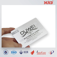 MDC176 rfid card contactless 13.56Mhz smart card credit card size