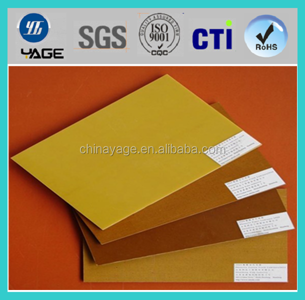 3025 insulation material Phenolic cotton cloth fabric laminate sheet