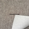 Polyester Linen Look Sofa For Upholstery Furniture