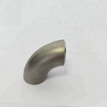 AISI 304/304L /316/316L stainless steel pipe fitting elbow