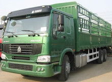CNHTC Sinotruk chinese 6x4 Stake Trucks for sale