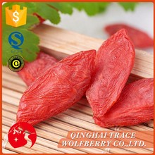Hot selling high quality dried chinese red organic medlar
