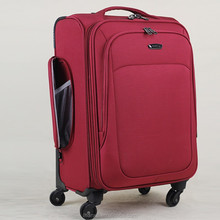 "20 "" 24 "" 28 "" 32 "" inch fashion hot sale nylon 4pcs soft trolley luggage set"
