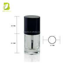 china alibaba 2017 new product hot sale 3ml glass nail polish bottle for cosmetic