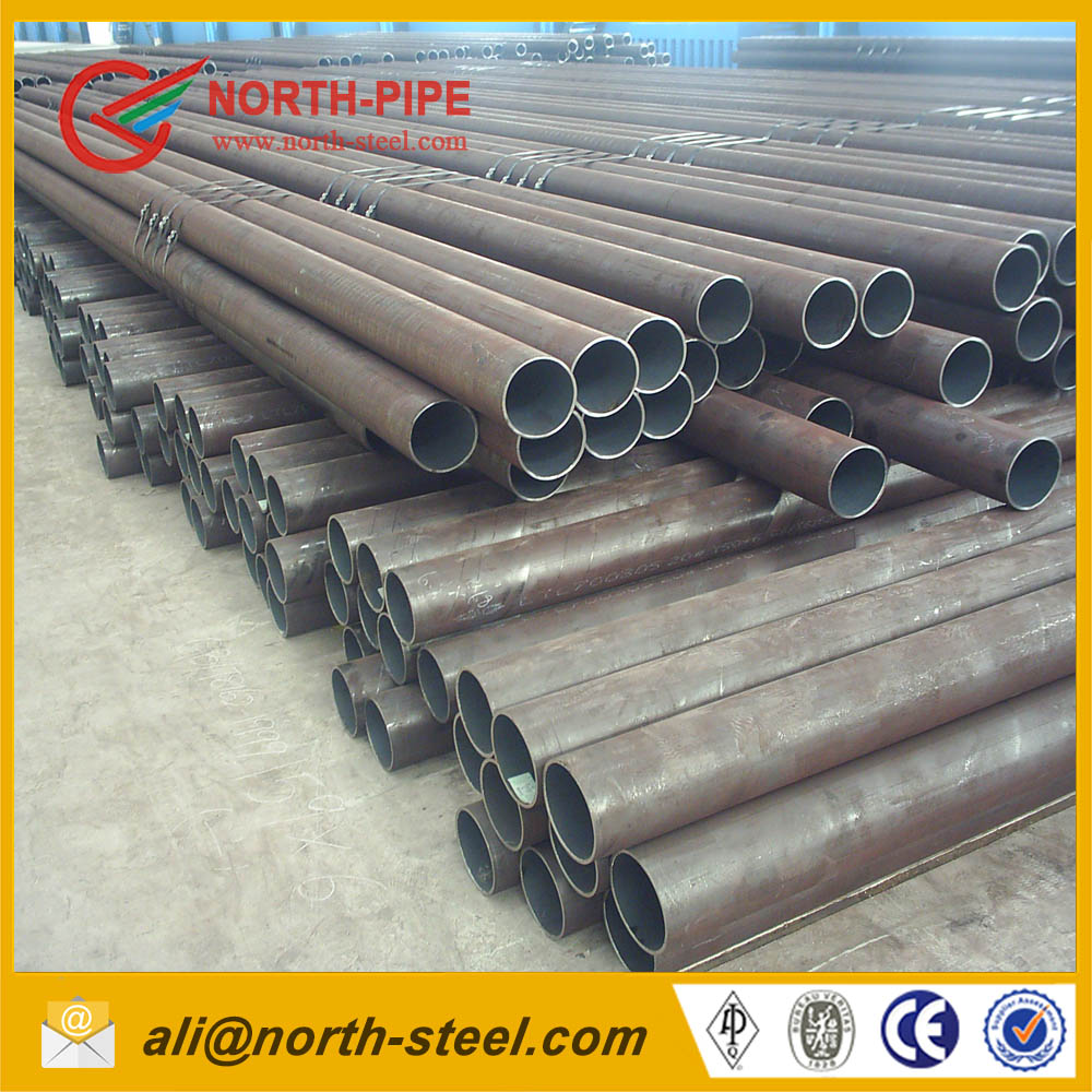carbon seamless structure steel pipe