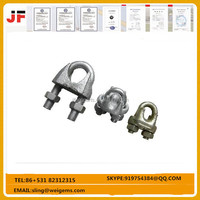 Itanlian Type Malleable Wire Rope Clip