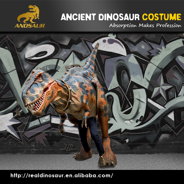 Anosaur7217 Adult Robotic Dinosaur Costumes Professional Dinosaur <strong>Show</strong>