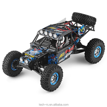 New WLTOYS 10428-2 RC Car 1:10 2.4G Electric 4WD Wheel Rock Climbing Vehicle
