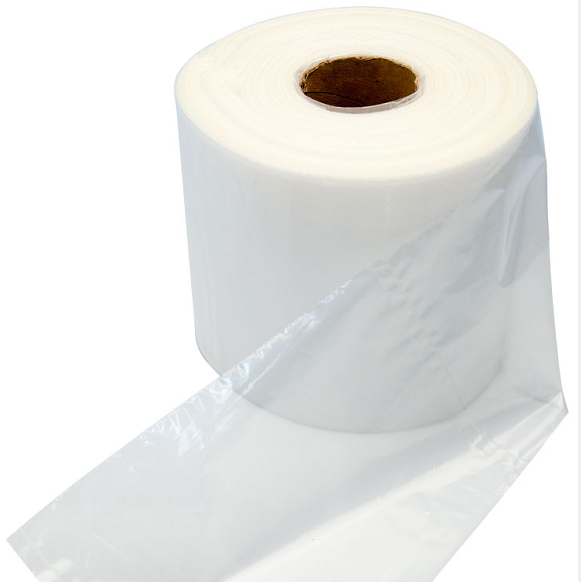 LDPE flexible plastic sleeve tubing film <strong>roll</strong>