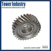 Customized CNC Machined Cylinder Gear