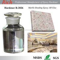 Colorless Epoxy Adhesives Curing Agent Hardener R-2026