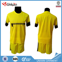 High Quality Professional Mens 100% Polyester Soccer Jersey