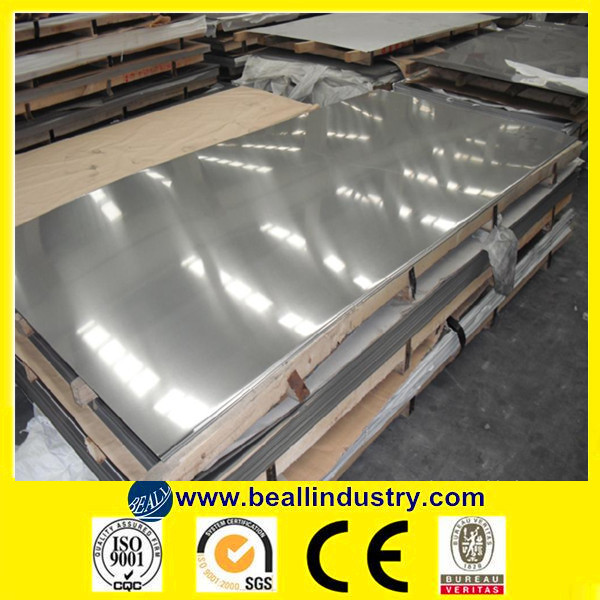 Raw material price of cold rolled 904l stainless steel ss sheet