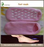 Best selling products of foot care: moisturizing gel heel socks, baby foot mask