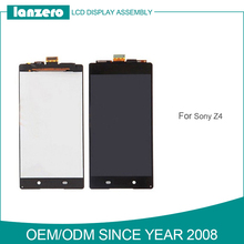 Mobile LCD for Sony Z4 Digitizer Assembly with LCD Screen for Sony Xperia Z4