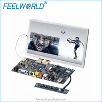 Feelworld 8 inch USB touch SKD module lcd screen components 140 view angle 16:9 panel SKD8VAT-9
